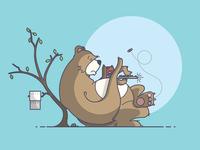 Bear Habits