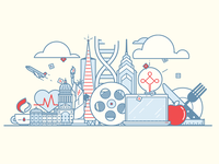 Startup City!