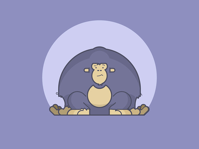 Simple Gorilla