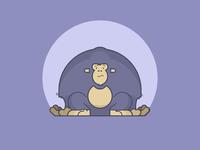 Simple Gorilla
