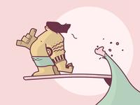 Surfin', Shreddin' Summertime