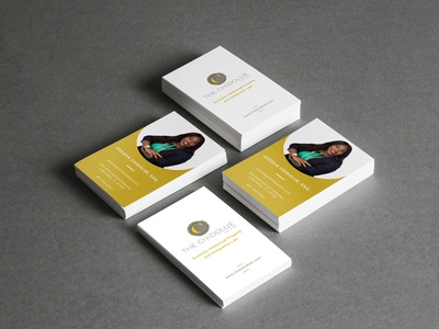The Chidolue Law Firm | Business Card Option
