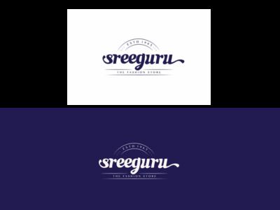 Sreeguru Fashion | Brand Identity