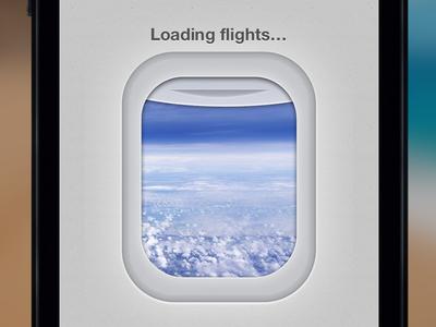 Loading Flights...