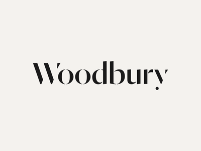 Woodbury Logo Animation after effects illustration vector logo branding motion graphics design animation