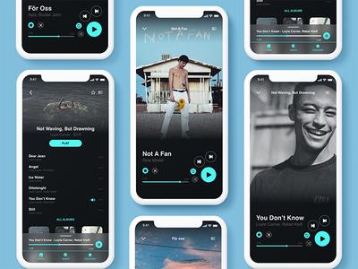 Daily UI Challenge #9 dailyui009 music dailyuichallenge concept dailyui ux graphic design ui