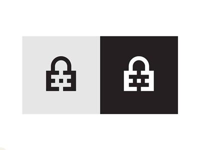 End-To-End Encryption logotype icon encryption end-to-end e2e