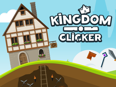 Kingdom Clicker location building iphone kingdom city flat game