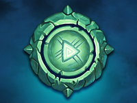 Mobile Game Icon — Woodla