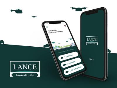 Ambulance Service - Digital Product Concept