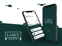Ambulance Service - Digital Product Concept