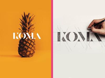 Logo Design KOMA