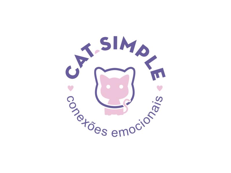 Identidade Visual - Cat Simple (post 3/4)