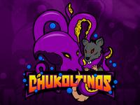 Chucoltinos - Mascot Logos