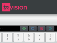Invision Touch Bar