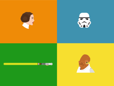May the 4th Be With You - Tradeshow Branding