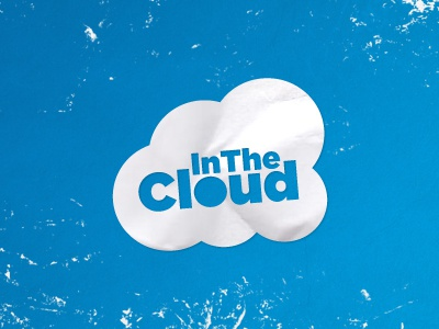 In The Cloud Shorter Logo by Ivan Tolmachev - Dribbble
