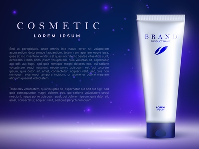 Cosmetic Brand Ads