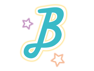 B is for Barras lettering 36daysoftype music graphic design type design vector digital illustration typographic typography art typography