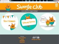 Shoogle Club Website Refresh