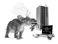 Dinosaur Collage 1