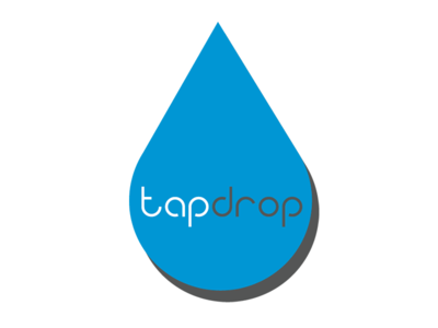 Tapdrop Logo Design