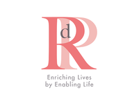 Monogram style logo