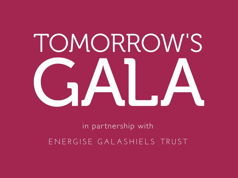 Tomorrow's Gala logo