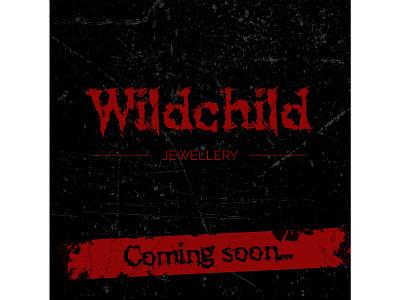 Wildchild Alternative Jewellery graphic design alternative jewelry jewellery branding design digital brand identity typography logo branding