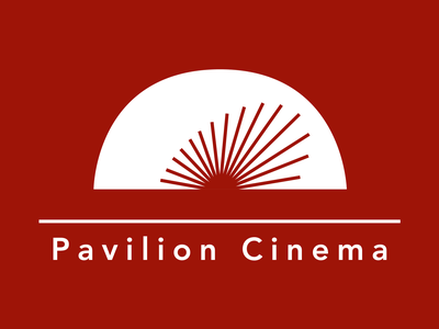 Pavilion Cinema logodesign cinema brand identity branding design vector typography logo rebranding rebrand