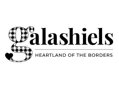 A brand for Galashiels town brand graphic design logo designer place branding place brand branding design vector logo design logo town branding brand identity typography branding