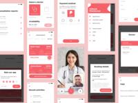 MyClinic - Mobile app