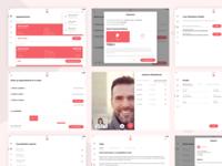 MyClinic - Tablet app