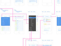 Web Console App Wireframe 0.1