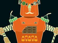Candy Robotto 2