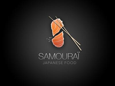 Logo Samourai design logo