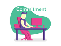 Commitment Value