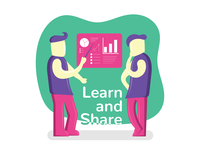 Learn and Share Value
