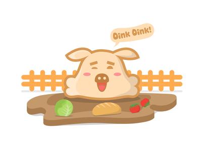 Puff Pig