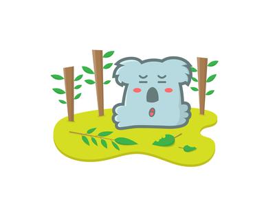 Puff Koala
