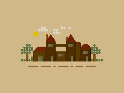 Earthy House
