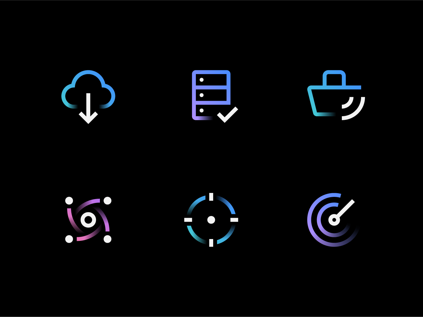 App Icons design icon app