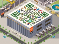 The future of logistics center