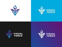 Visual Torch Logo