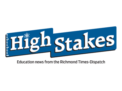 High Stakes logo design newsletter logo logo design education virginia richmond