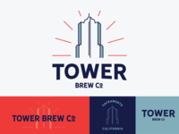 Tower Brewing Company Logo