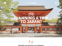 Japan travel website