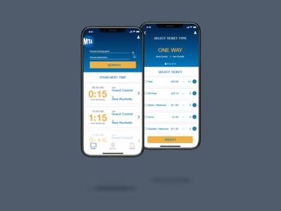 MTA E-Tix Redesign