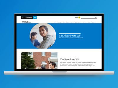 AP Student Homepage
