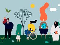 Eco friendly social